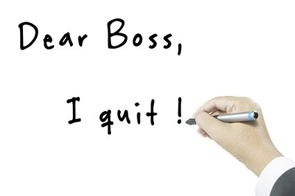I'm out of here! ....Resigning - the strategic approach - inPlace Recruitment