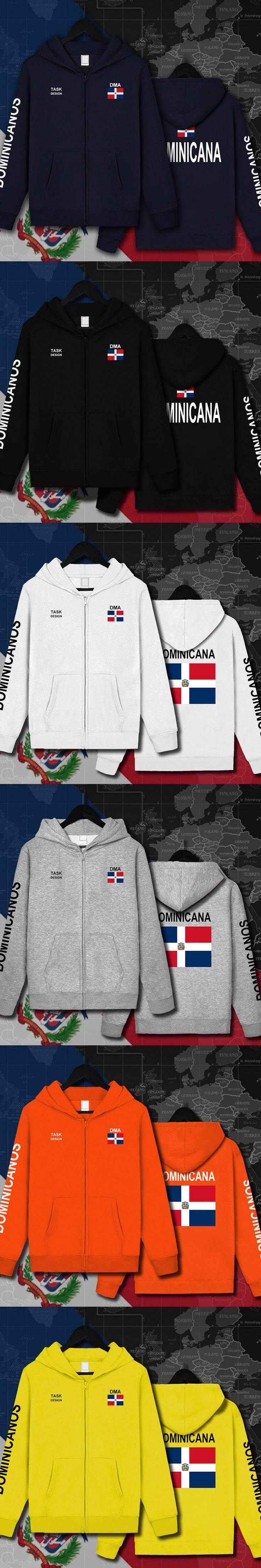 Dominican Republic Dominicana DOM Dominica mens Hoodies Sweatshirts hoodie jackets men streetwear hooded tracksuit sportswear