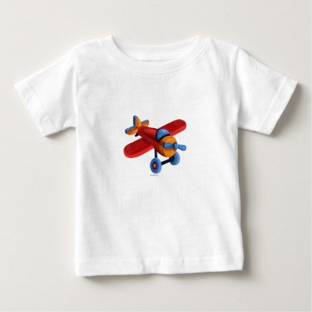 Toy Plane Baby T-Shirt - click to get yours right now!