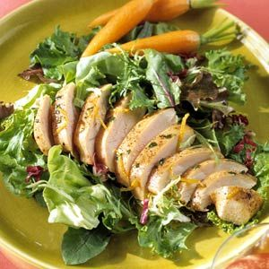 Balsamic Chicken Salad | Recipe | Balsamic Vinegar, Balsamic Chicken ...