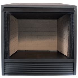 Procom 35 Quot Vent Free Gas Fireplace Firebox Without Logs