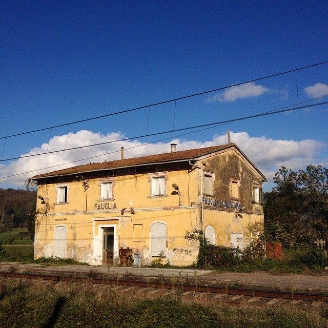 #Stazione di #Fauglia #Lorenzana