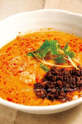 簡単本格ベトナム料理『トムヤム風フォー』