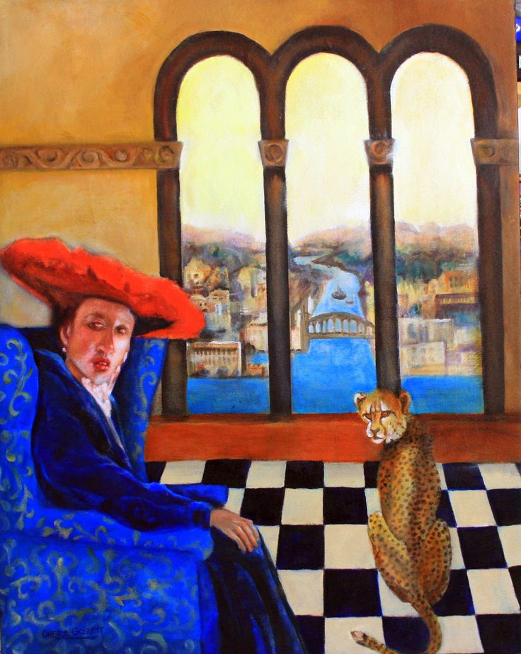 Cat and the red hat- Cheryl Goslett