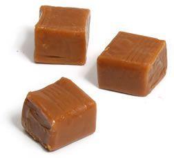 Caramels au beurre salé, une recette pour les enfants: