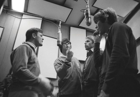 Beach Boys Pet Sounds Sessions 1966