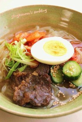 盛岡冷麺はいつもこれ~うちスタイル by gingamom [クックパッド] 簡単 ...
