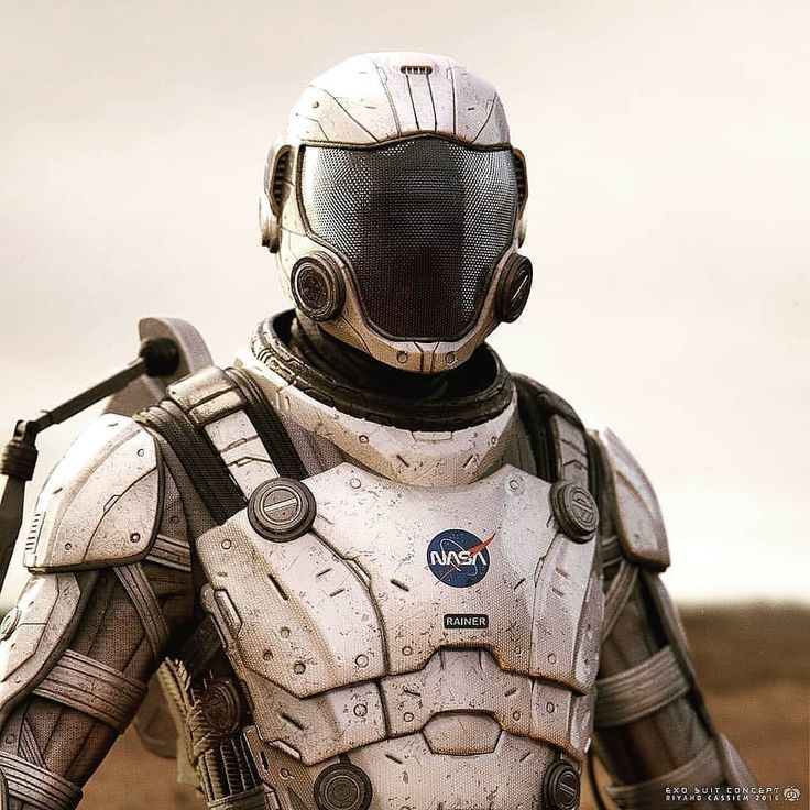 "SpaceX Daily on Instagram: ""Awesome Exo Suit Concept by ..."