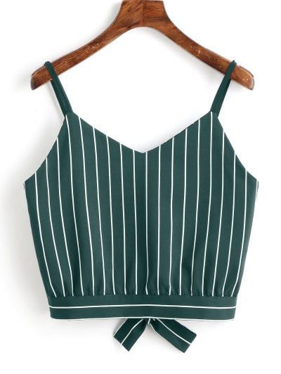 GET $50 NOW | Join Zaful: Get YOUR $50 NOW!https://m.zaful.com/bowknot-stripes-cut-out-cropped-tank-top-p_509071.html?seid=6017383zf509071