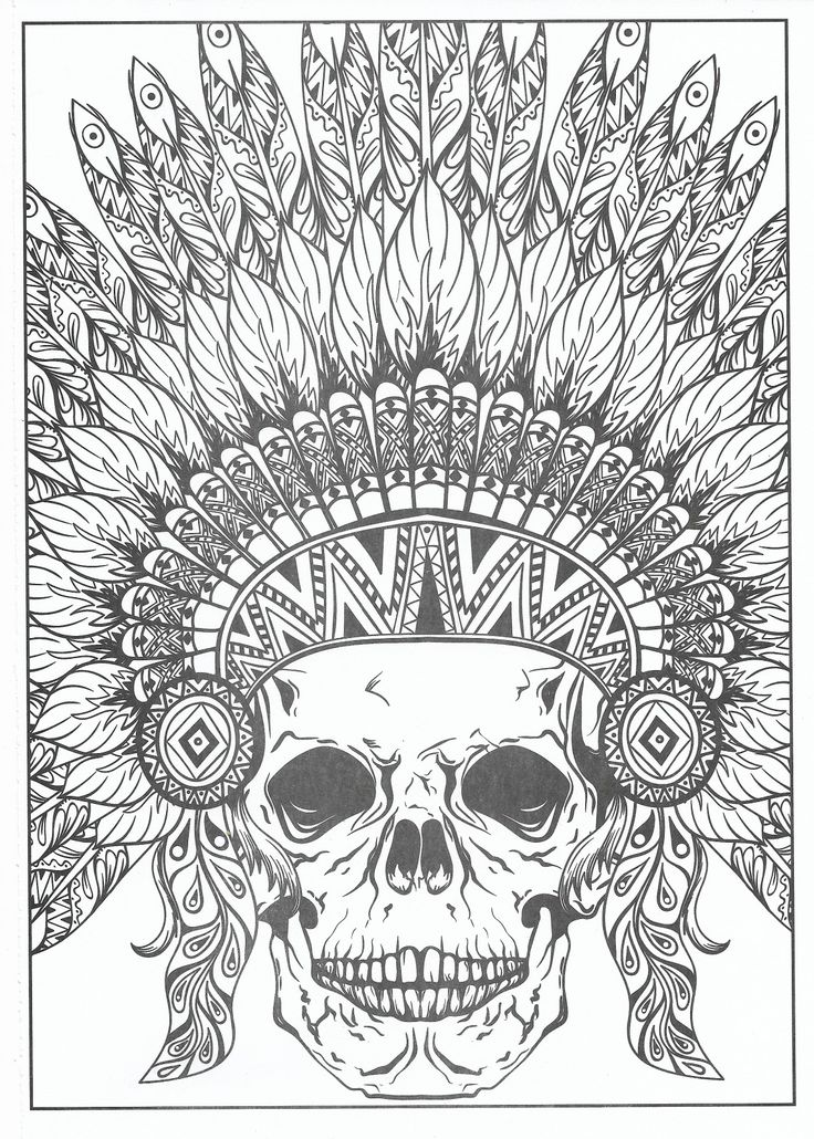 Badass Coloring Pages image by angie burtt   Tattoo ...