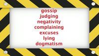 7 things good communicators must not do