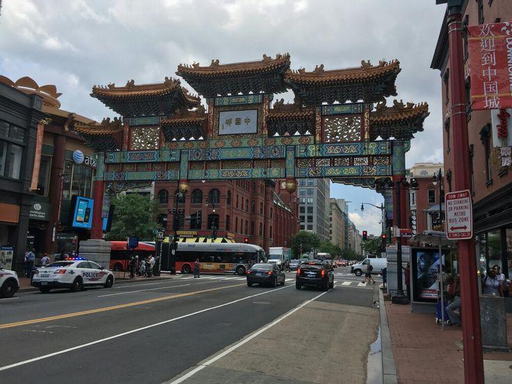 Washington DC , china town