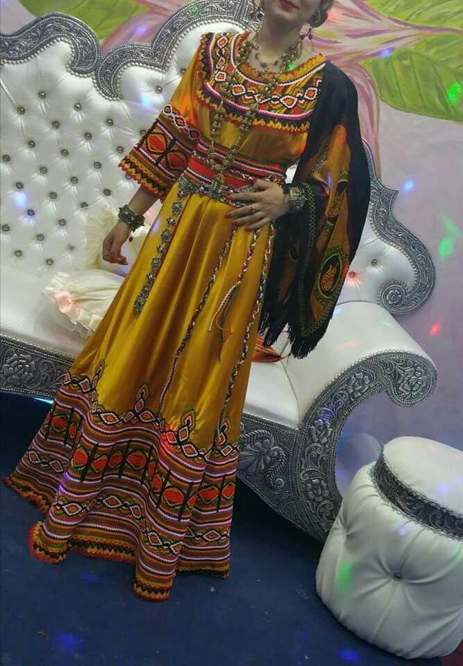 Robe kabil
