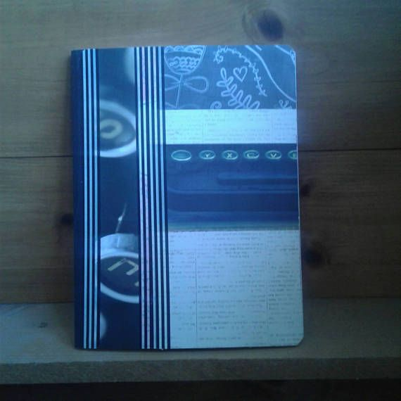 Check out this item in my Etsy shop https://www.etsy.com/listing/534925227/altered-composition-notebook-retro