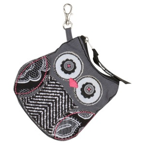 Thirty One - Owl Coin Purse.. Love it, Want it!