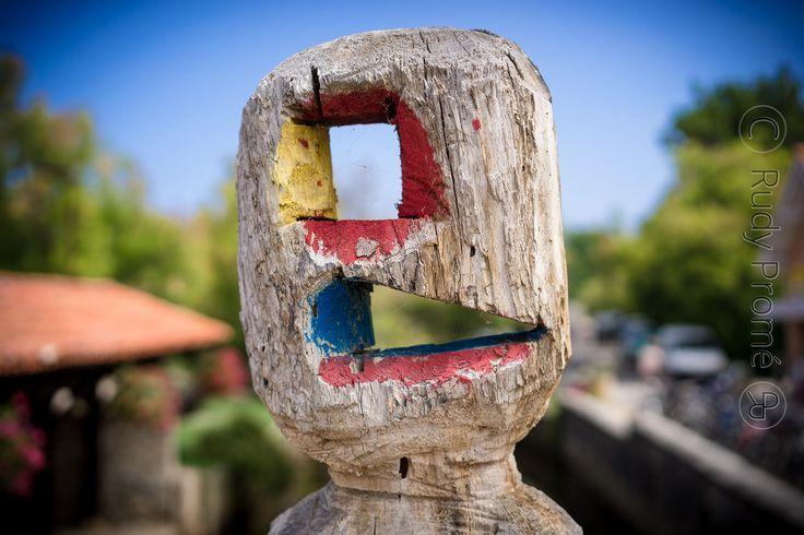 https://flic.kr/p/uEaEWk | Europe France Vieux-Boucau-les-Bains - Strange Man