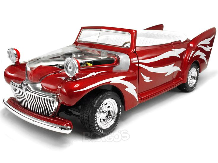Famous Movie Cars & Trucks | Search By Style :: *Movie Cars :: ''Greased Lightning'' Movie Car ...