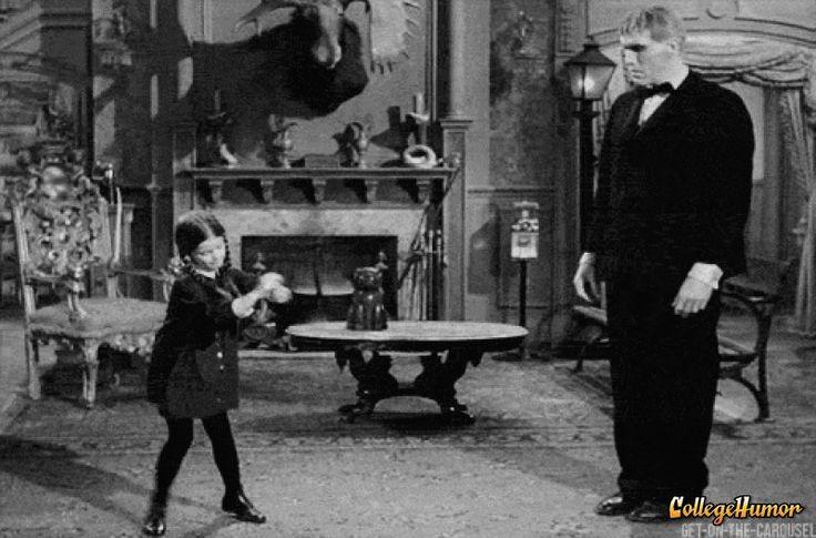 Wednesday Addams Dances