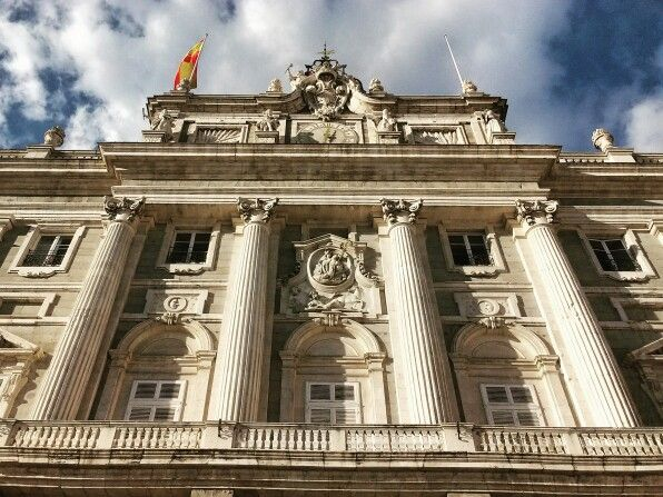 Real Palacio de Madrid #Spain #Madrid #palace #travel