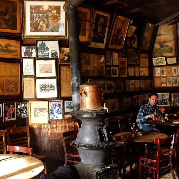 We set our two most Irish Catholic editors loose to find the top pubs all over the country.