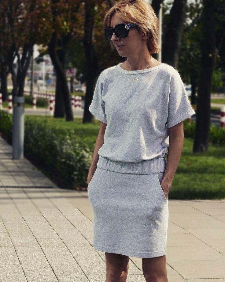 Dress SAKI product Sister - www.shopsisters.eu #sisters #shopsisters #sukienka #dress #autumn #jesien #newfashion #sukienkidresowe #dres