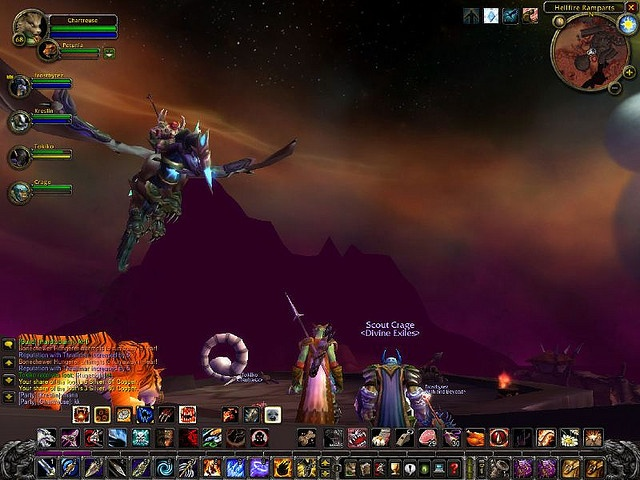 A quick run through Ramparts in Hellfire Citadel. Good group, save for the rogue who'd AFK a couple of times for a drink or a smoke break.     Profession guide for World Of Warcraft! For FREE! Check out now! Just click the picture