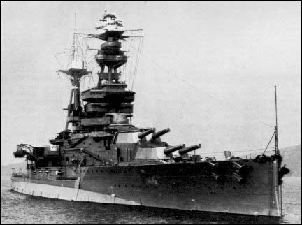 HMS Royal Oak British Battleship ... My maternal grandfather, William Desmond Royal, was on board this ship when it was sunk off the coast of Scotland in October 1939. My mum was 8 months old at the time.