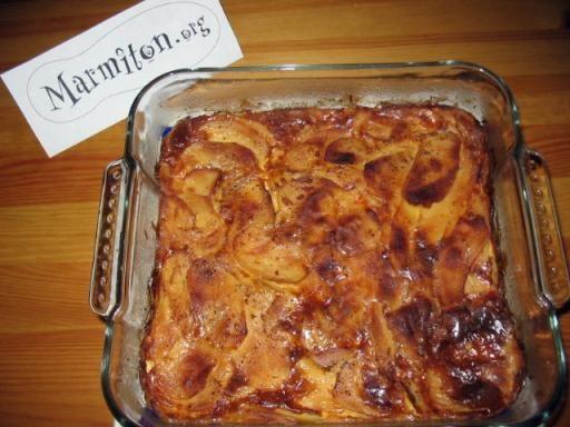La vraie recette du gratin dauphinois poivre, lait, pomme de terre, crème, beurre, ail, sel peut rajouter choux fleur cuit vapeur