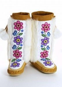 17 Best Images About Native American Moccasins On