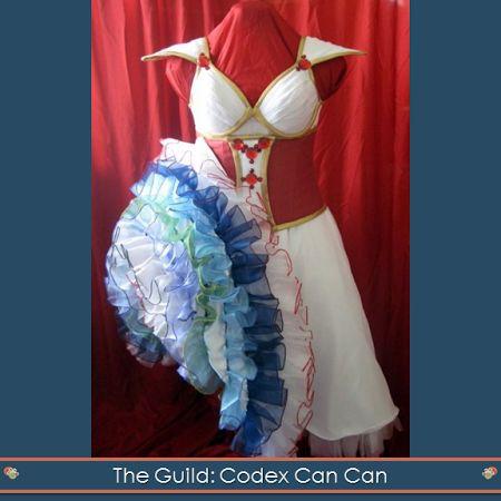 The Guild Codex Costume
