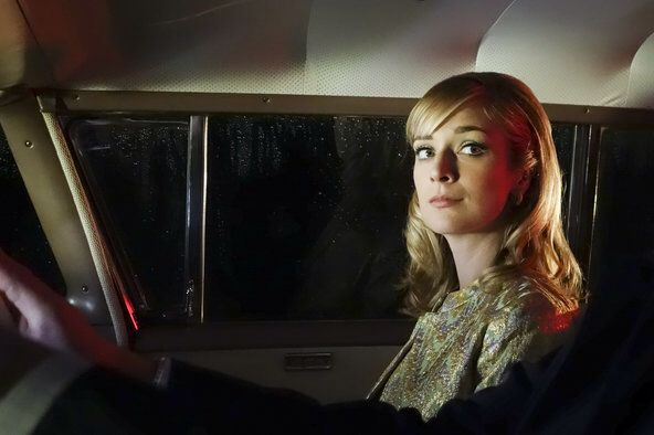 Caitlin Fitzgerald as Libby Masters