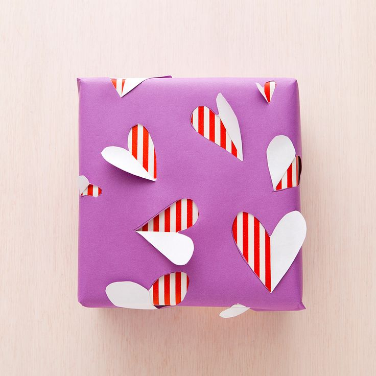 valentine's wrap