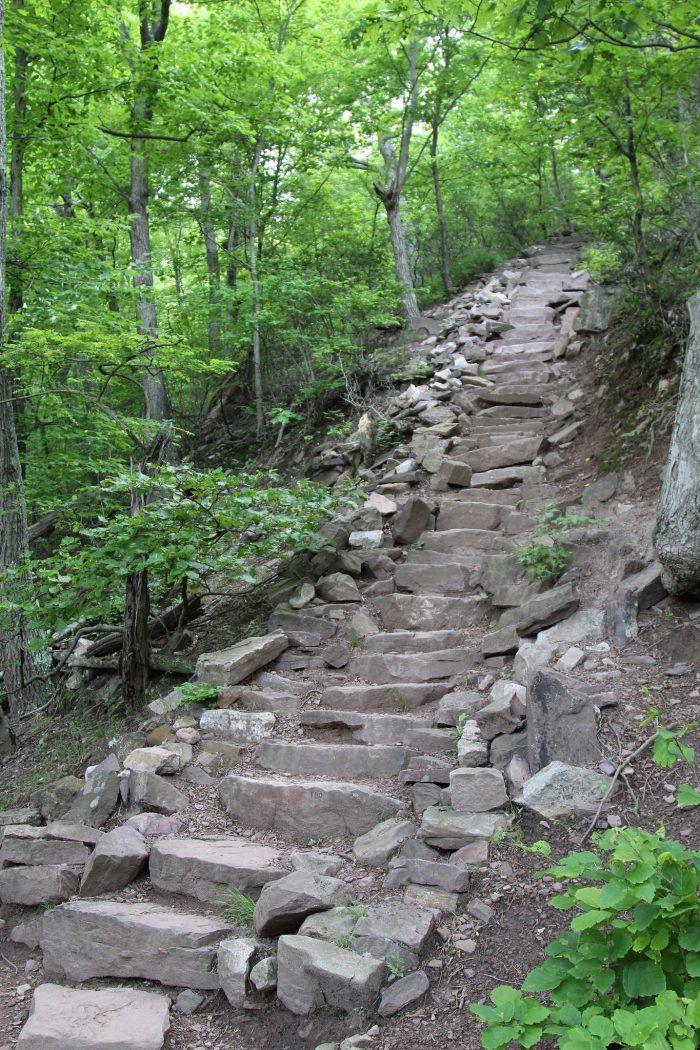 5. Bushkill Falls – 138 Bushkill Falls Trail, Bushkill, PA 18324