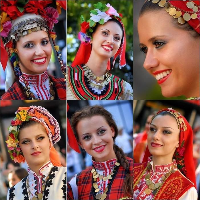 bulgarian traditional wedding dress google search
