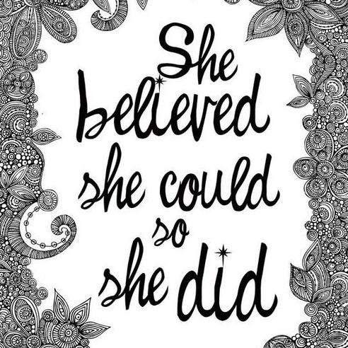 believeLittle Girls, Remember This, Go Girls, Inspiration, Quotes, Girls Power, Girls Room, Motivation, So True