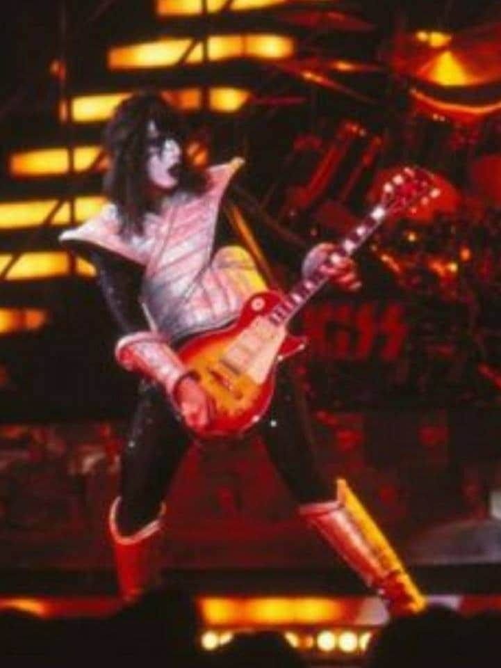 Pin By Anthony Taylor On Kiss Kiss Army Ace Frehley Kiss Band