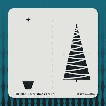 4065-8 Christmas Tree 1: