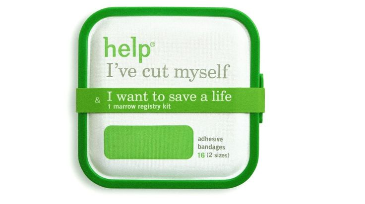A Bandage That Allows You To Save A Life While Patching Up Your Cut   Co.Exist   ideas + impact