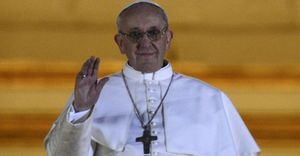 Habemus Papam: Jorge Mario Bergoglio é o novo Papa  - Argentino Jorge Mario Bergoglio é o primeiro Papa latino-americano da história. 'Orem por mim', pede ele, que assume com o nome Francisco I