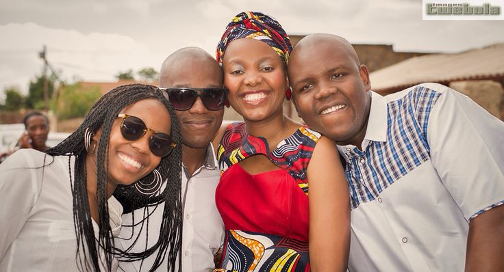 The cousins and sons to a Zulu groom #twebulaimages #twebula #traditionalwedding #umabo #umembeso