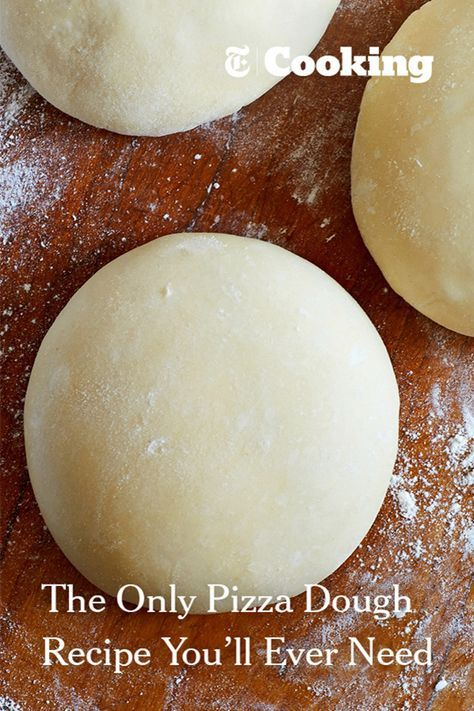 This recipe, adapted from Roberta's, the pizza and hipster haute-cuisine utopia in Bushwick, Brooklyn, provides a delicate, extraordinarily flavorful dough that will last in the refrigerator for up to a week.