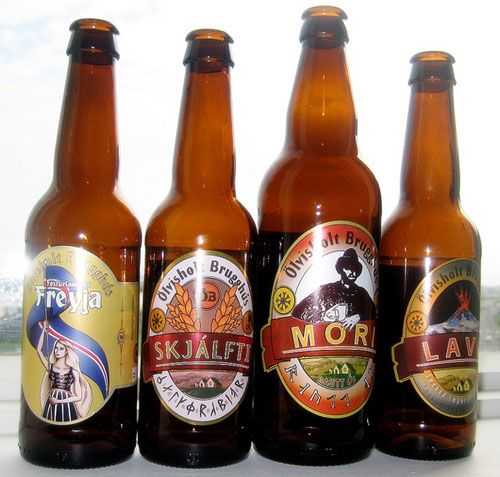 Icelandic Beer: Vikings, Prohibition, and Rebirth  Must be how they keep warm there is alot of beer from Iceland