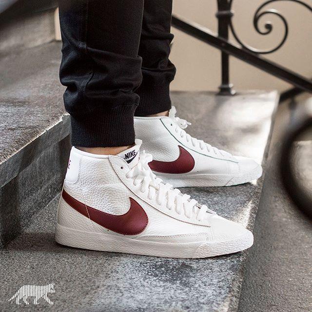 Nike Blazer Mid Retro | EU 38.5 – 47.5 | 119€ | shop: asphaltgold ...