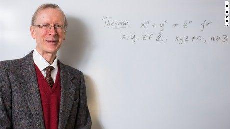 British professor Andrew Wiles wins $700k Abel Prize for solving Fermat's Last Theorem.