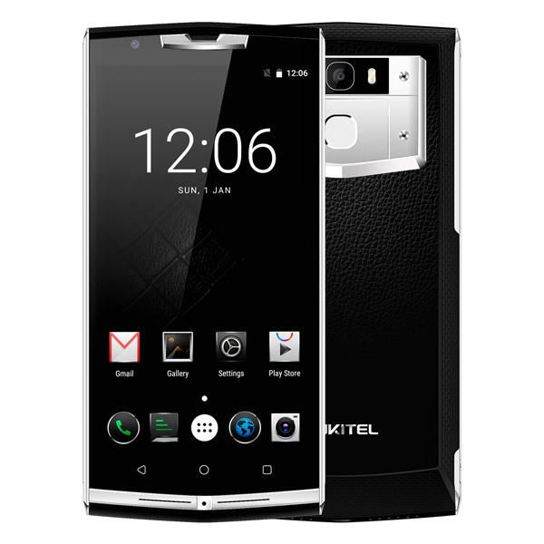 Oukitel K10000 Pro 5.5'' Android 7.0 3GB RAM 32GB ROM MT6750T 1.5GHz 1…