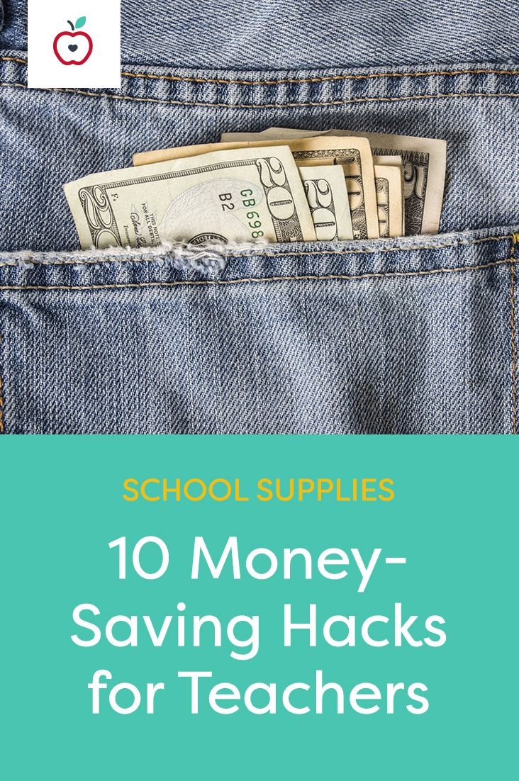 Keep your classroom stocked with supplies while sticking to your budget using these money-saving tips from a veteran teacher.