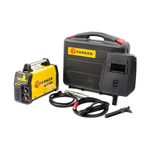 From 139.99:200 Amp Inverter Welder- Mma Portable Welding Machine - 60% Duty Cycle