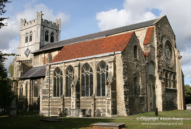 Waltham Abbey Church, Waltham Abbey, Essex