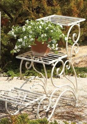 French Market Plant Stand
