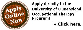 Find out how you can apply to the UQ Occupational Therapy School - Master of Occupational Therapy Studies